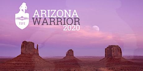Arizona Desert Warrior 15th 21st Aug 2020 tickets