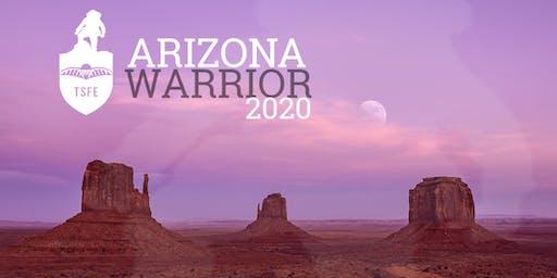 Arizona Desert Warrior 15th 21st Aug 2020