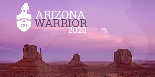 Arizona Desert Warrior 15th 21st Aug 2020