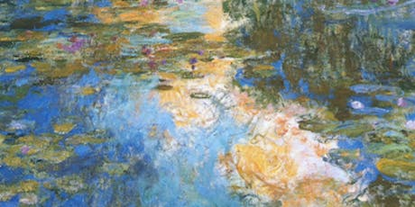 Monet Lily Pond Paint Night at Green Bar tickets