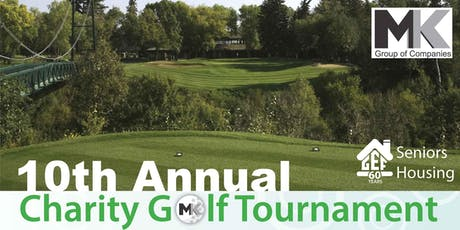 10th Annual MK Group of Companies Charity Golf Tournament tickets