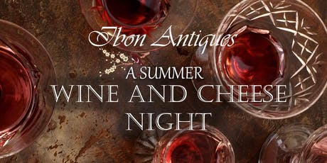 Ibon Wine and Cheese Night tickets
