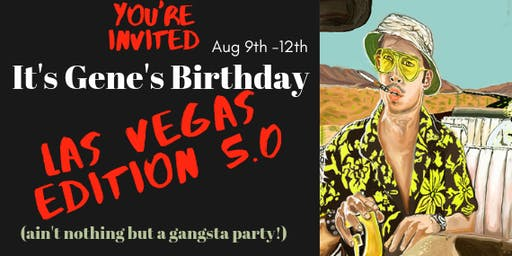 """It aint nothing but a Gangsta Parttyy"" RSVP for more details"