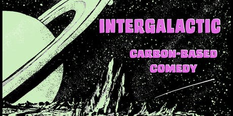 Intergalactic: Carbon-Base tickets