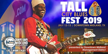 Tall City Blues Fest 2019 tickets