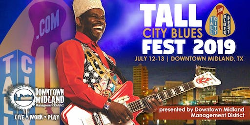 Tall City Blues Fest 2019
