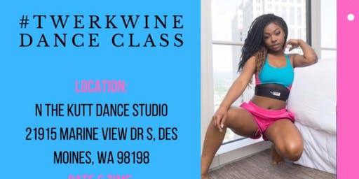 Twerkwine dance class