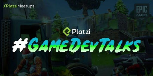 Platzi #GameDevTalks