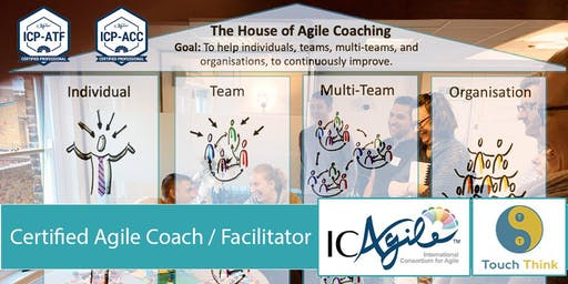 Certified Agile Coach/Facilitator (ICP-ACC/ICP-ATF) (Brussels, Oct 2019)