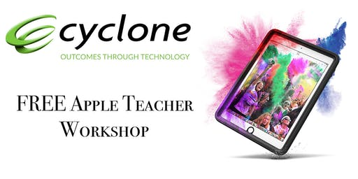 Cyclone's Apple Teacher Workshop