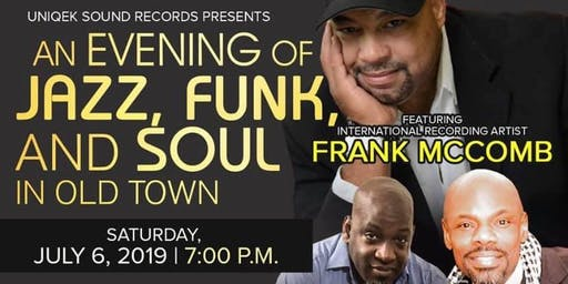 An Evening of Jazz, Funk and Soul in Old Town