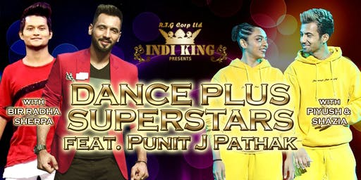 INDI KING presents Dance Plus Superstars