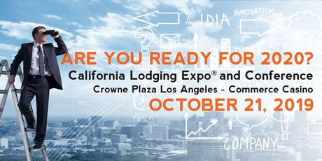 California Lodging Expo® and Conference  tickets