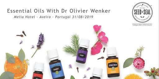 Young Living Training With Dr. Olivier Wenker