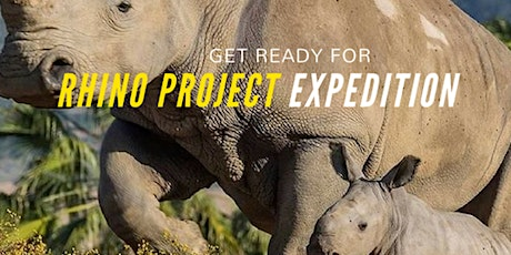 Rhino Project Expedition 2020 tickets