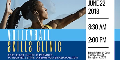 JHI Volleyball Clinic For Girls- Grades 8th-12th