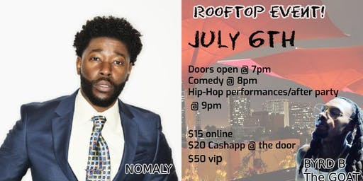 The Unapologetically Funny Comedy Night!/After Party