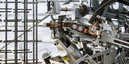Construction Robotics Forum: June 28 at Swissnex
