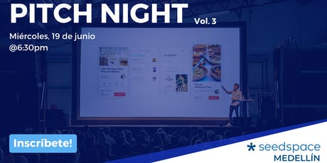 Pitch Night! entradas