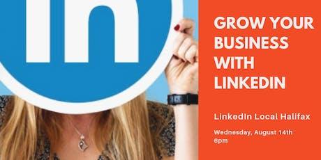 LinkedIn Local Halifax tickets
