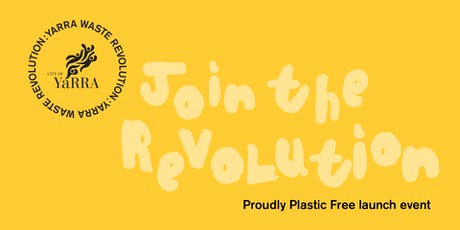 Proudly Plastic Free launch event tickets