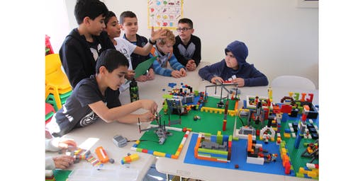 LEGO Amusement Park Engineering - Session 1 (7 to 12 years)