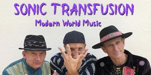 SONIC TRANSFUSION - Shamanic Sound Journey