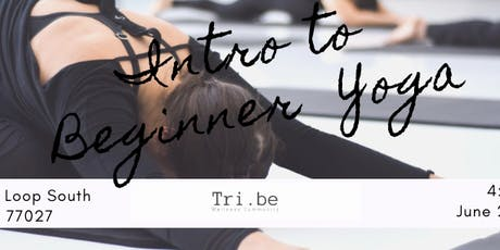Intro to Beginner Yoga tickets