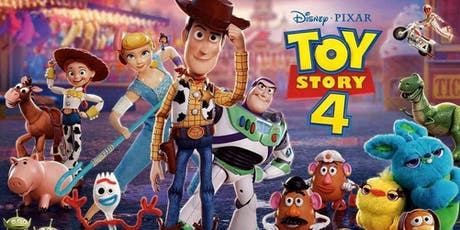 TOY STORY 4 PRIVATE SCREENING / Fundraising Event for Vinnies CEO Sleepout. tickets