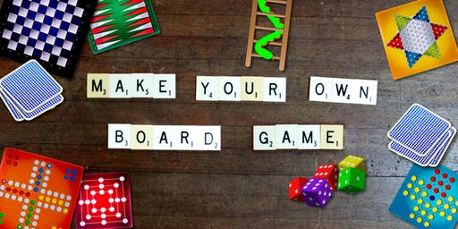 Make Your Own Board Game: Children's Eco-Art Workshop