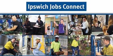 Ipswich Jobs Connect tickets