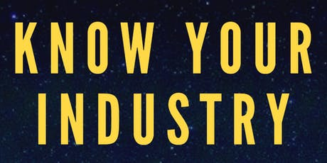 Know Your Industry - Networking Evening tickets