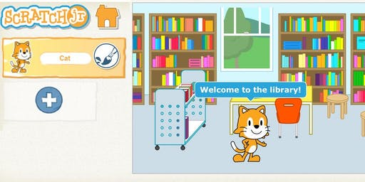 School Holiday event: Get into coding with ScratchJr