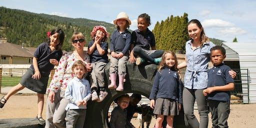 Unisus Summer Camp - Ages 6 - 10 | Okanagan BC
