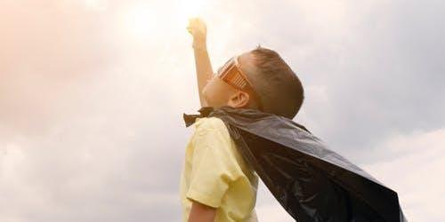 Winter School Holiday Program - Superhero Training