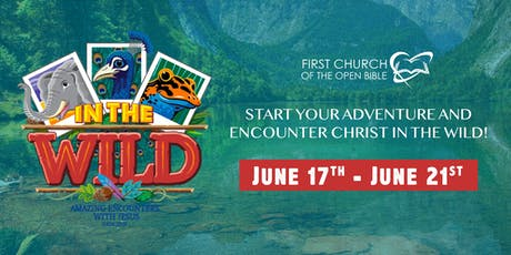 VBS at First Church of the Open Bible tickets