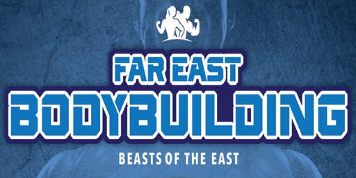 MCCS 2019 Far East Body Building Competition
