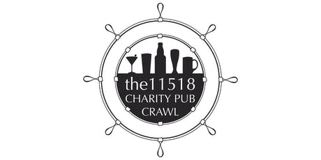 the11518 Charity Pub Crawl 2019 tickets