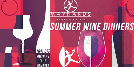 August Wine & Dine tickets