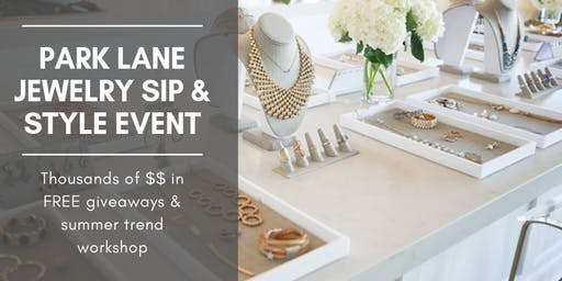 Yakima, WA: Park Lane Jewelry Sip & Style Event
