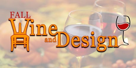 Fall - Wine & Design Class tickets