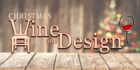 Christmas - Wine & Design Class tickets