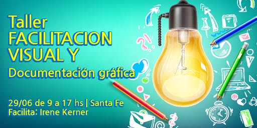 Taller de facilitacion visual y documentación gráfica