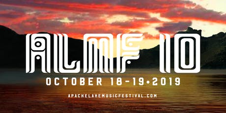 Apache Lake Music Festival 2019 - 10 Year Anniversary  tickets