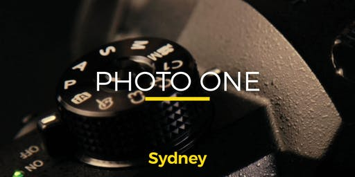 Photo One | Sydney | Beginner
