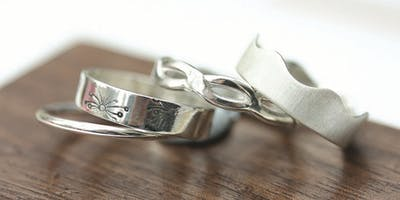 Jewellery workshop - Silver ring making