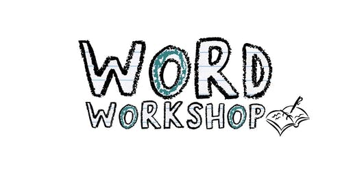 Work Workshop, A creative writing workshop for teens