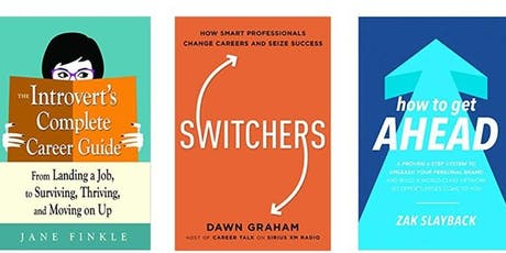 Meet the Author at the Pyramid Club: Career Panel with CCPA tickets