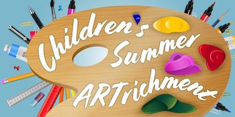 Children's Summer ARTrichment tickets