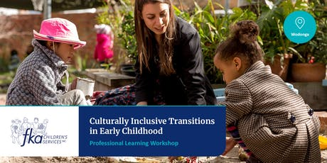 Culturally Inclusive Transitions in Early Childhood tickets